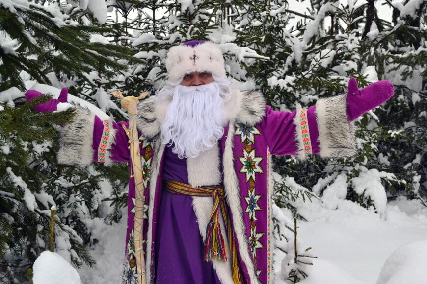 В гостях у Тол Бабая — Удмуртского Деда Мороза
