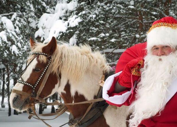 ЗИМНИЙ ЭКСПРЕСС: В гости к Деду Морозу и Кикиморе Вятской