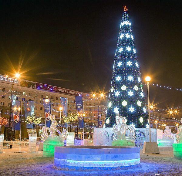 Не суровый выходной в Челябинске! (метеорит и горячий источник «Лесная Сказка»)