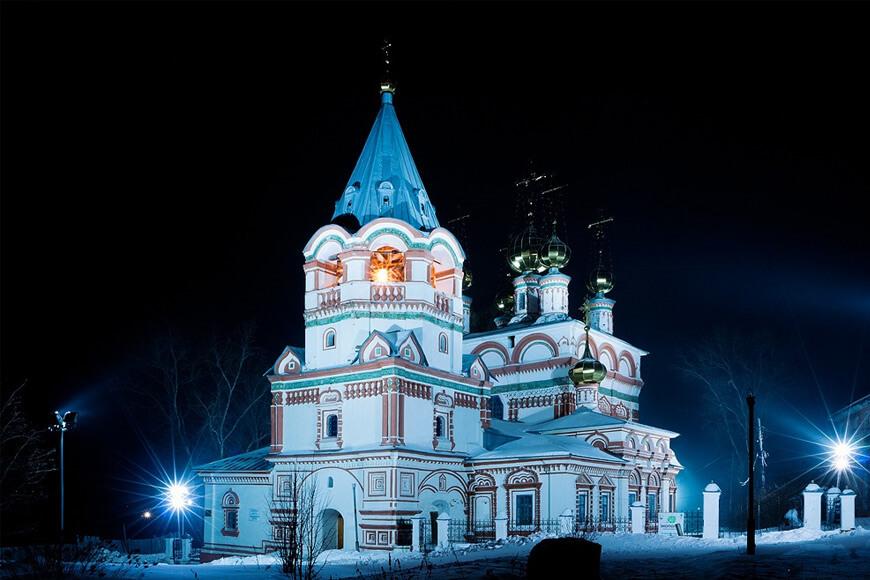 «От Строгановых до Романовых» (Усолье - Соликамск - Чердынь - Ныроб)